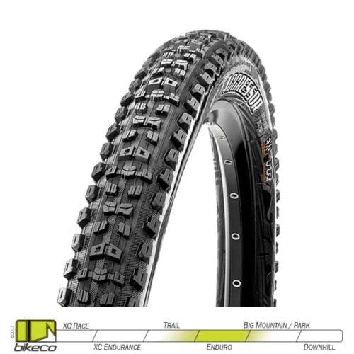 Maxxis Aggressor Tire 2.3 2.5 Exo 3C MTB 27.5 29