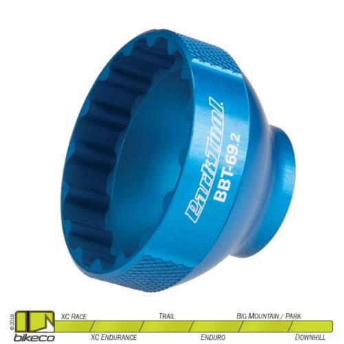 Park Tool BBT-69 Bottom Bracket Socket