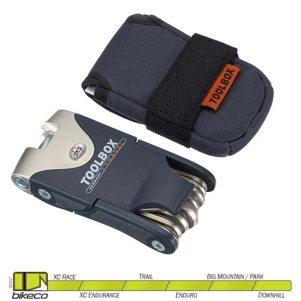 SKS Toolbox Travel Multi-Tool 18 Function 2
