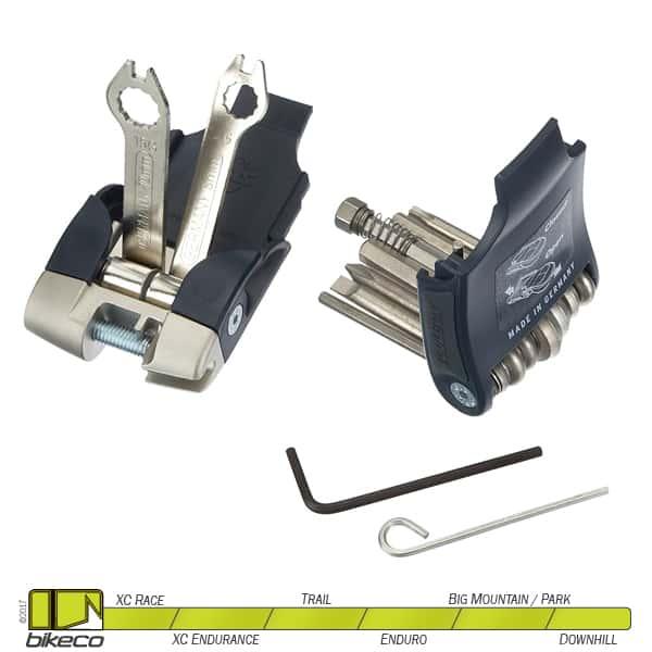 SKS Toolbox Travel Multi-Tool 18 Function