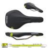 Ergon SME3 Pro Titanium Saddle Black