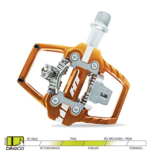 HT T1 Enduro Orange Pedal