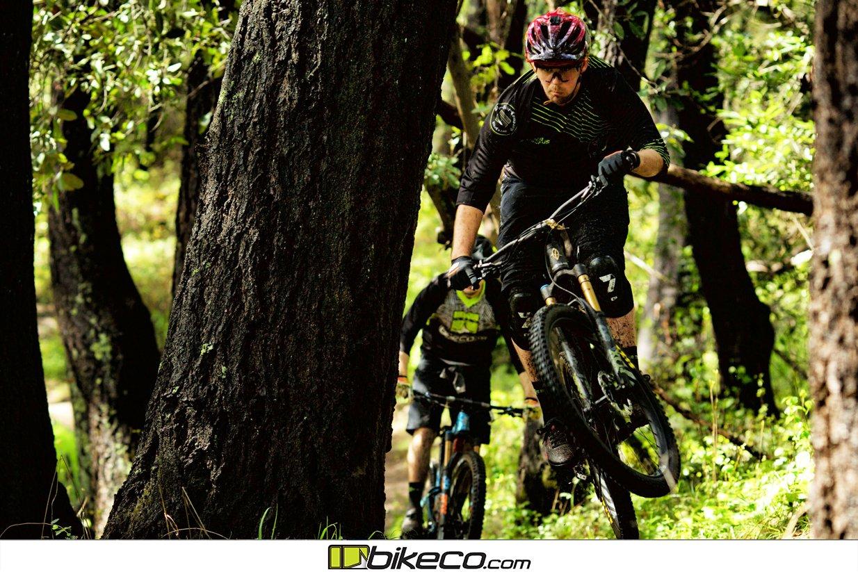 Ibis Ripmo Complete Ryan Taylor Chris Fuller BikeCo 2