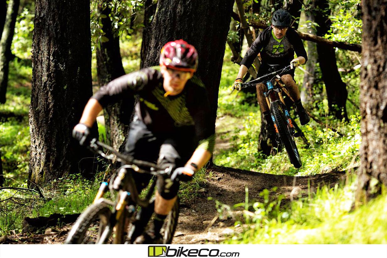Ibis Ripmo Complete Ryan Taylor Chris Fuller BikeCo