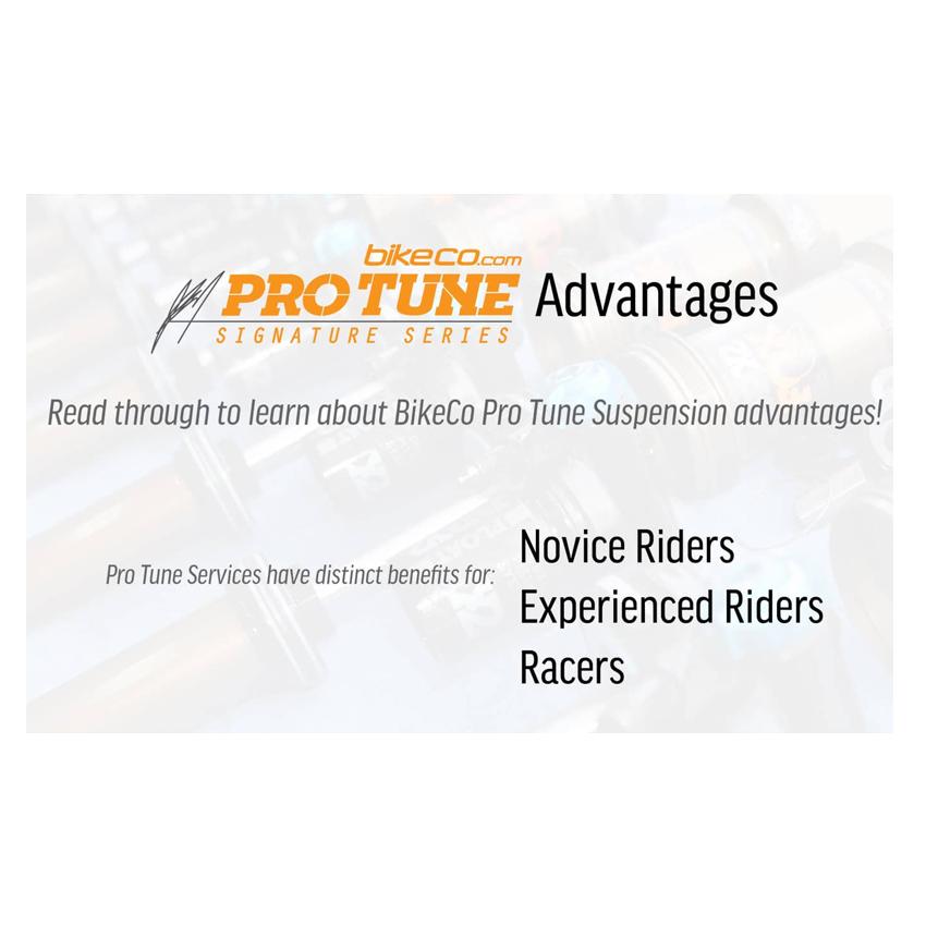 BikeCo Pro Tune Advantages