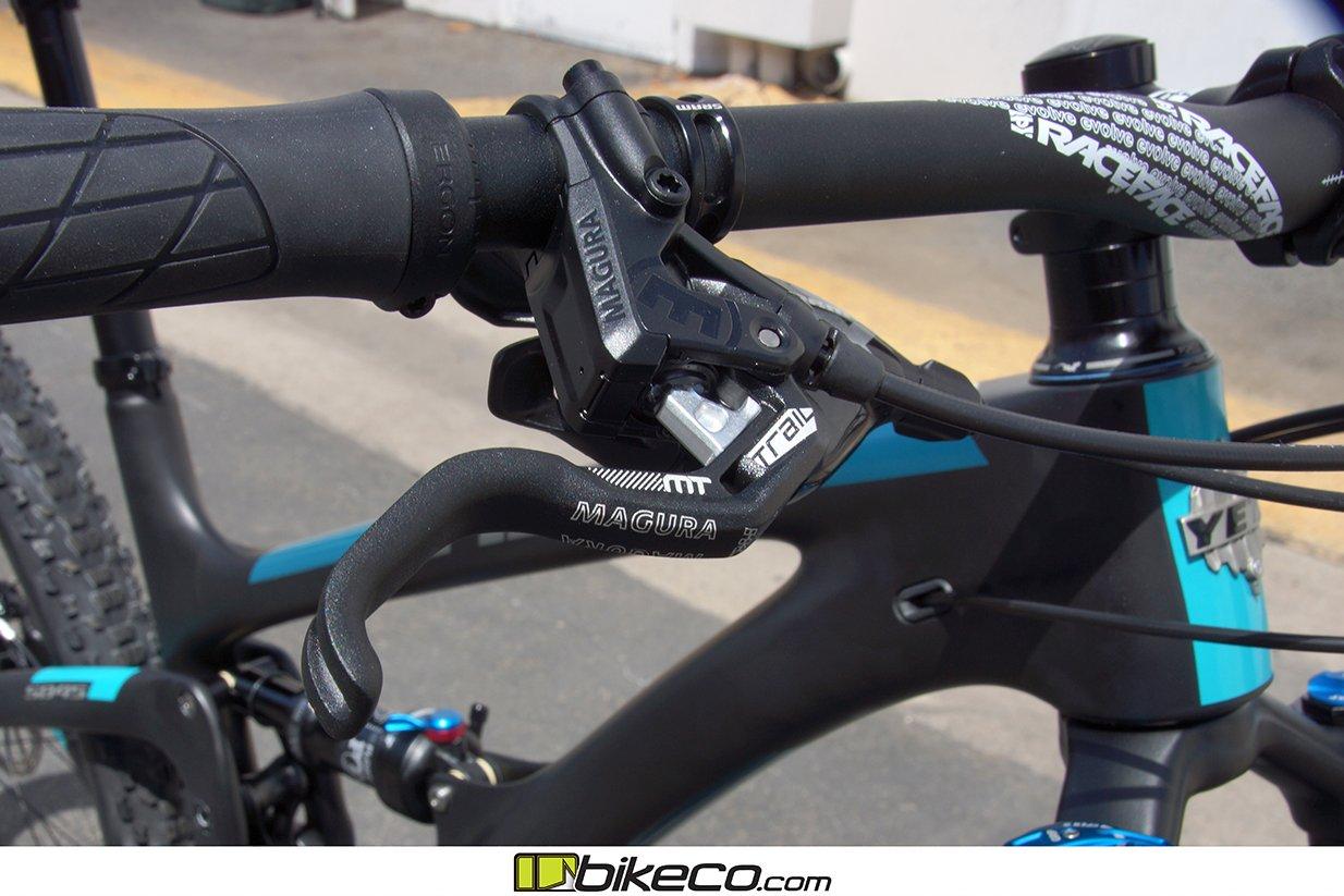 BikeCo Custom Yeti SB45 MT Trail Brake 3