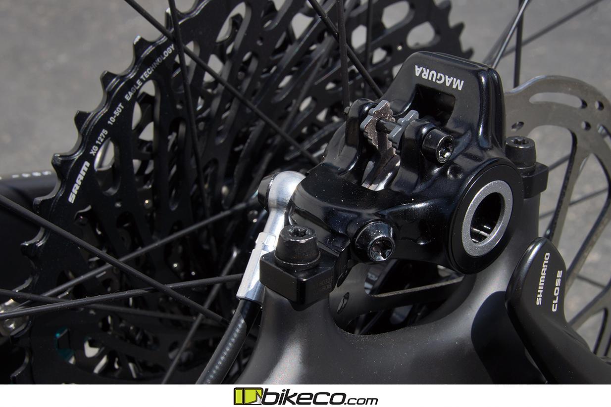 BikeCo Custom Yeti SB45 MT Trail Brake