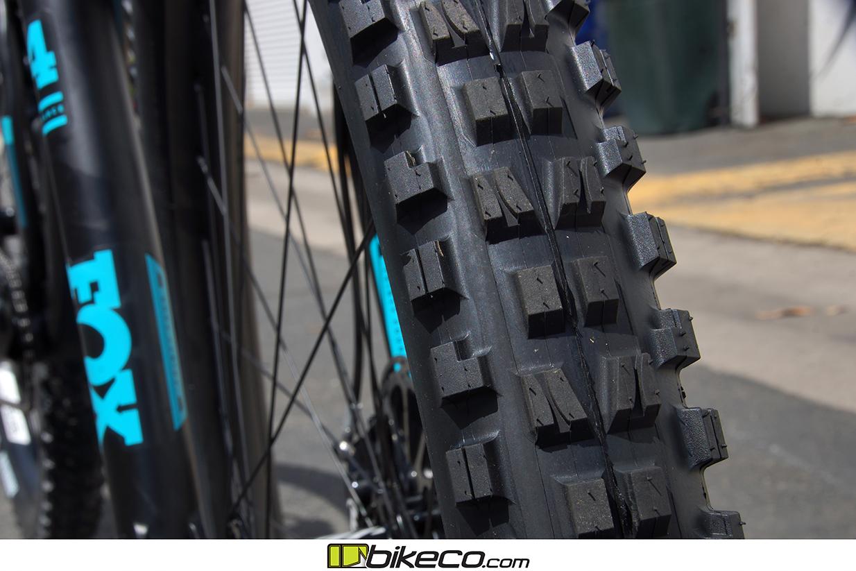 BikeCo Custom Yeti SB4.5 MT Trail Brake