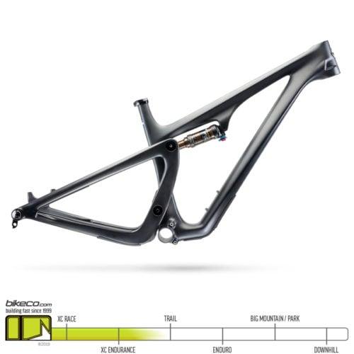 yeti sb100 frame black