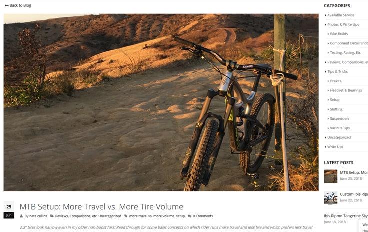 BikeCo Blog