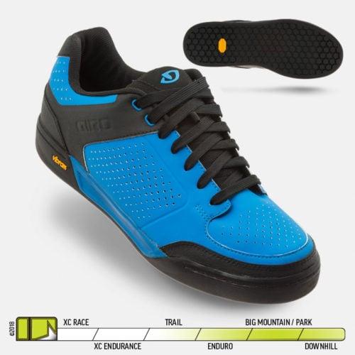 Giro Riddance Shoe Blue Jewel Black