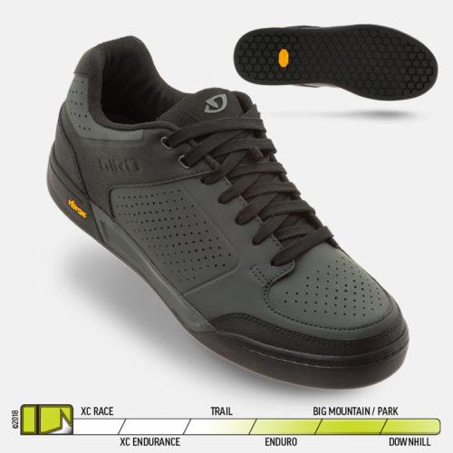 Giro Riddance Shoe Dark Shadow Black