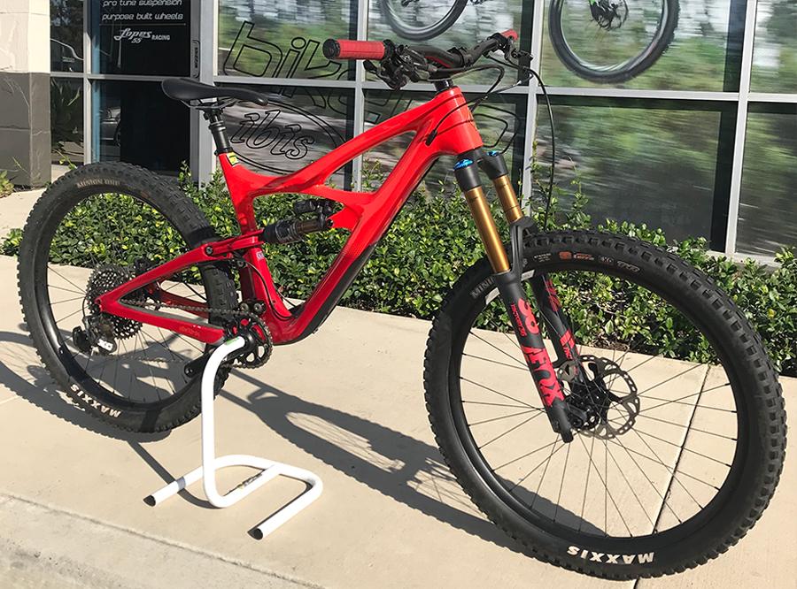 BikeCo HD4 Demo Bike X01