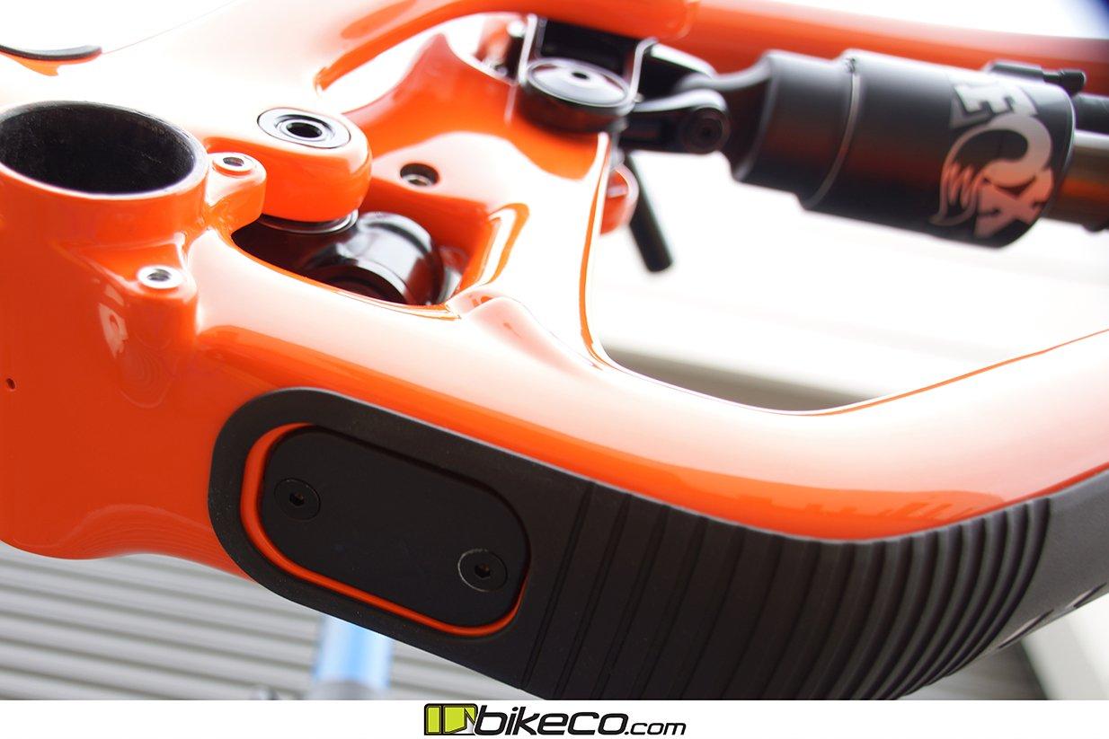 s Yeti SB150 frame pics Orange Frame Detail Picture 7