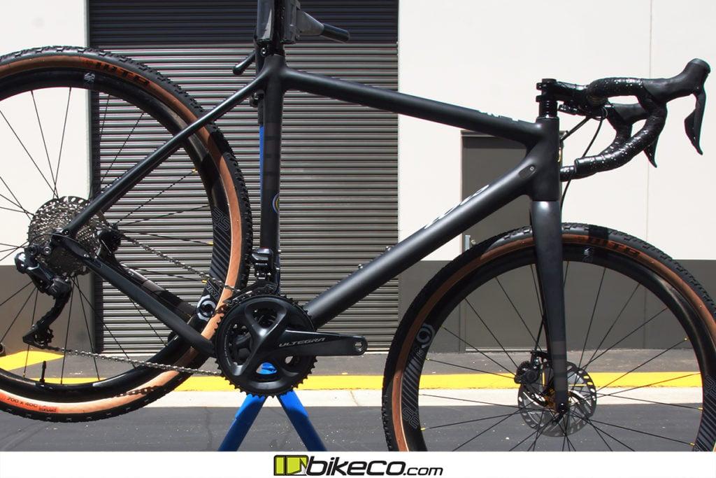Ibis Hakka Brian Lopes Build by BikeCo profile