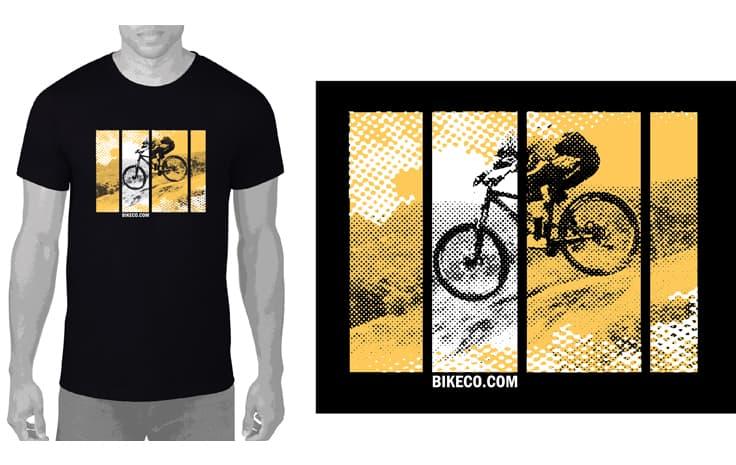 BikeCo Casual Wear Telonics Image
