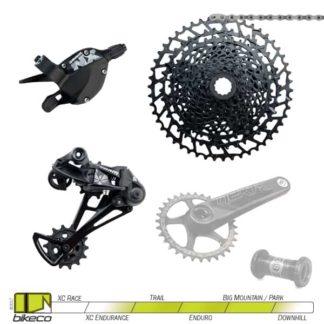 NX Eagle Drivetrain Builder BikeCo