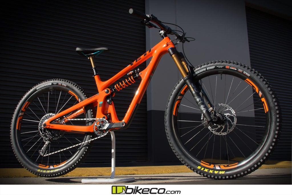 Yeti SB150 Custom Build BikeCo 1s