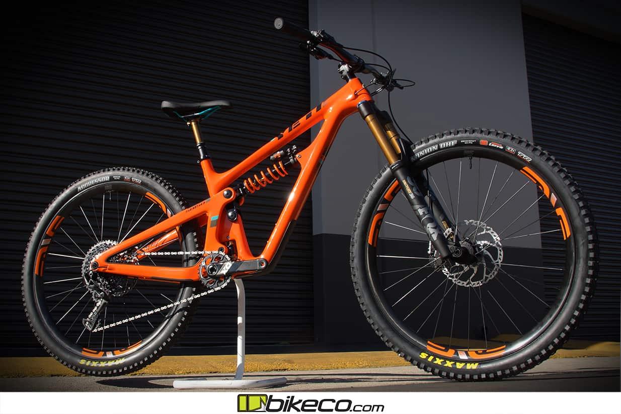 Yeti SB150 Custom Build by BikeCo.com profile