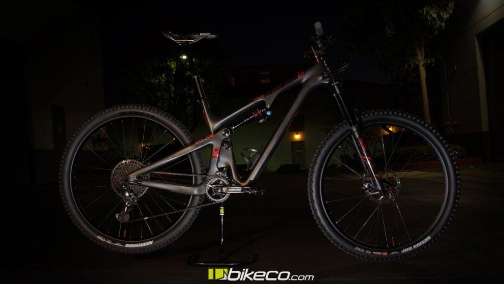 SB130 Custom Build by BikeCo