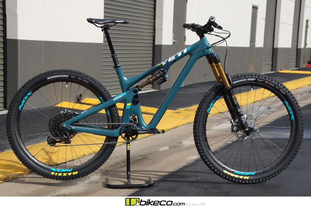 2 21 19 Yeti SB130 Custom Build by BikeCo fb 4