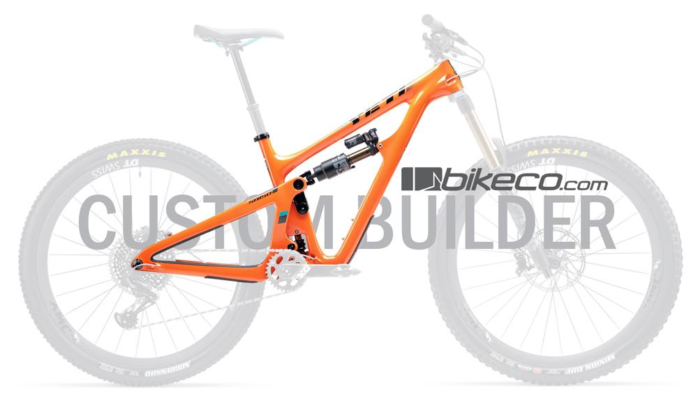 Yeti SB150 Custom Complete Builder