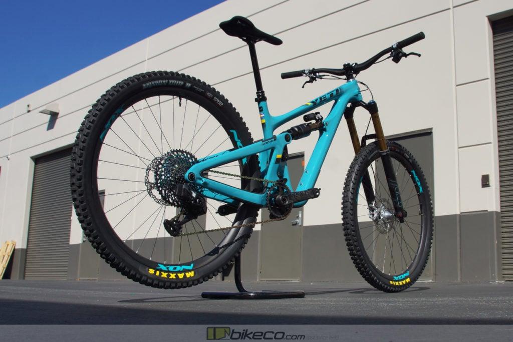 7 12 19 Yeti SB150 XX1 AXS build 1
