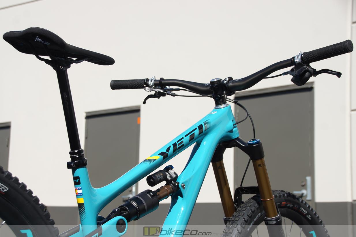 7 12 19 Yeti SB150 XX1 AXS build 3