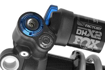 FOX DHX2 Compression Controls