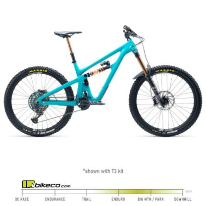Yeti SB165 Complete T3 Build Turquoise