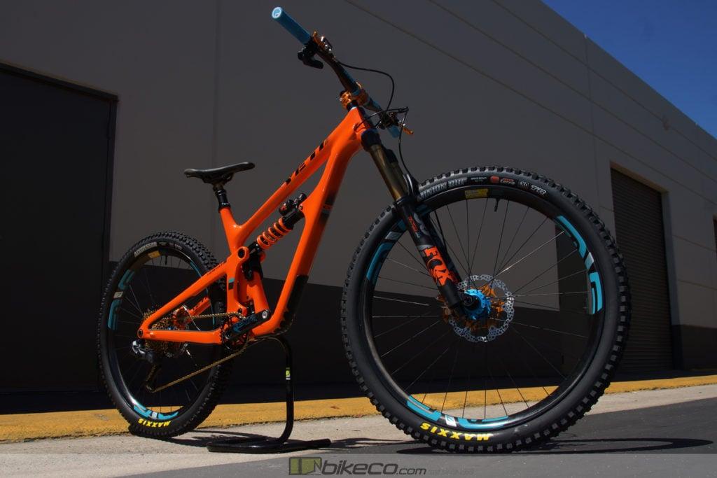 8 15 19 Yeti SB150 Custom 1