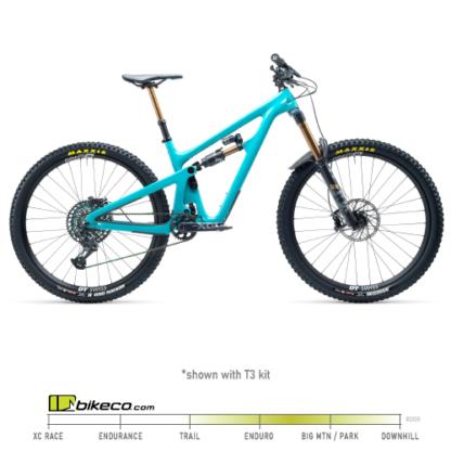 Turquoise Yeti SB150 T3 Build