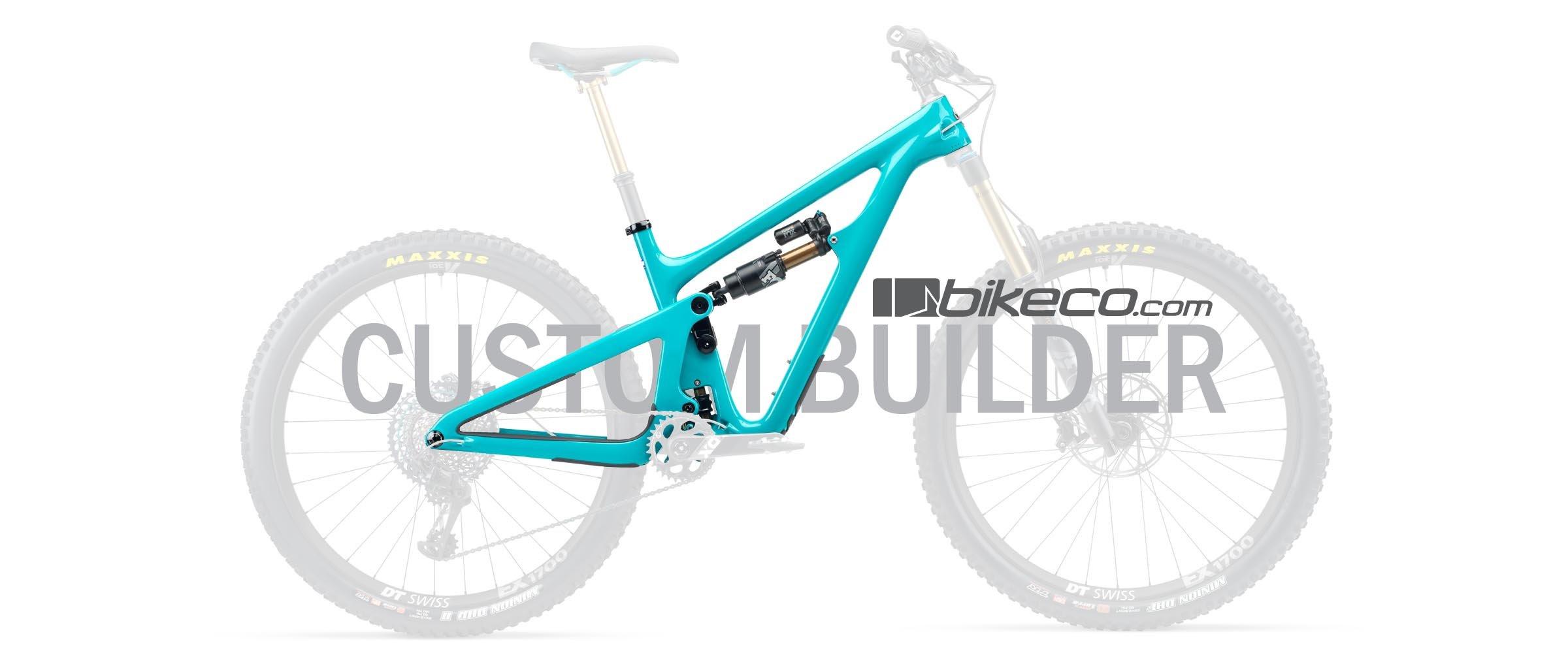 Yeti SB150 Turquoise Custom Builder