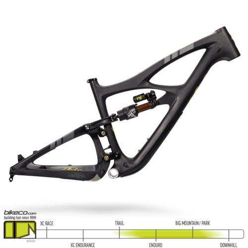 Ibis HD5 Charcoal X2 Frame