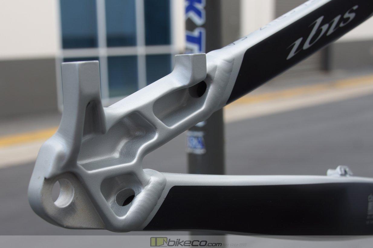 rear triangle brake mount detail of Ibis Ripmo AF frame