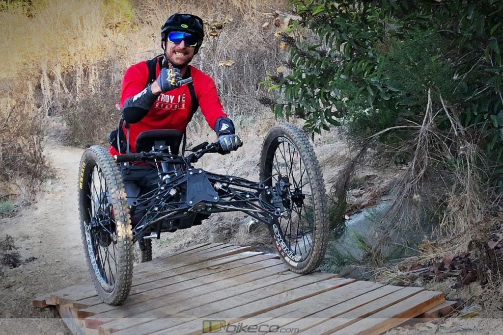 Adaptive MTB aMTB Jeremy McGhee 1