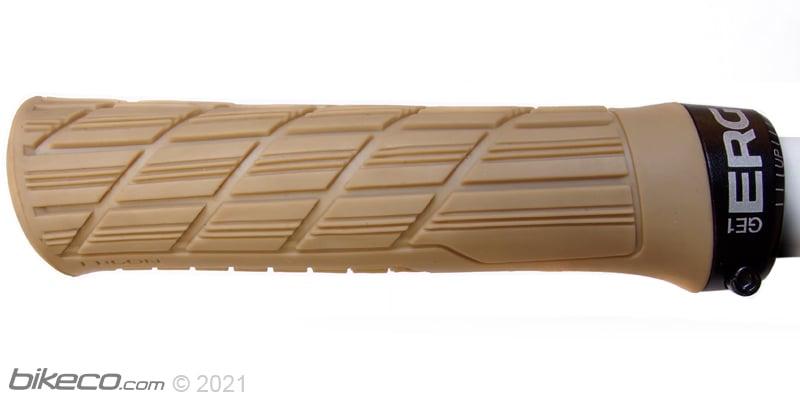Ergon GE1 Evo Grip Detail in Sand Storm