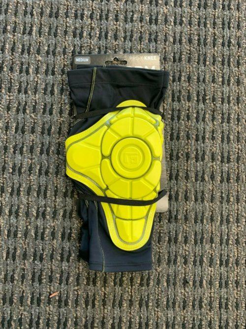 G-Form-Pro-X-Knee-Pads-Yellow-Medium