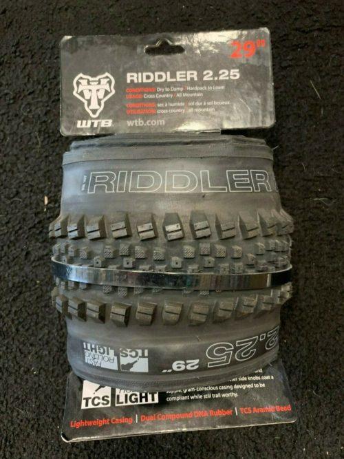 WTB-Riddler-29inch-2.25-TCS-Tire-Take-Off