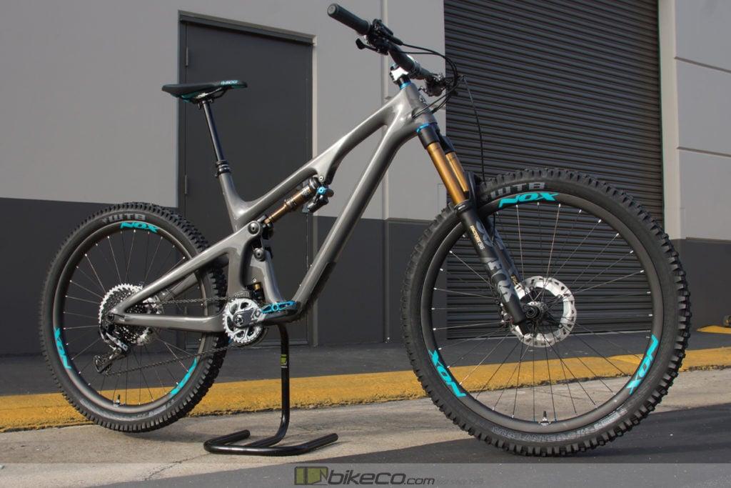 Custom Yeti SB140 build Onyx Vesper Nox Farlow