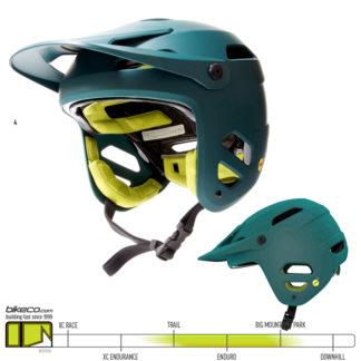 Giro Tyrant Matte Spruce MTB Helmet