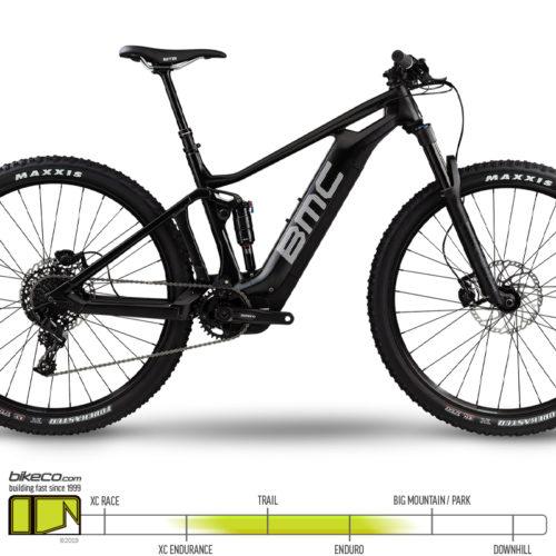 BMC SpeedFox AMP Three E-Bike