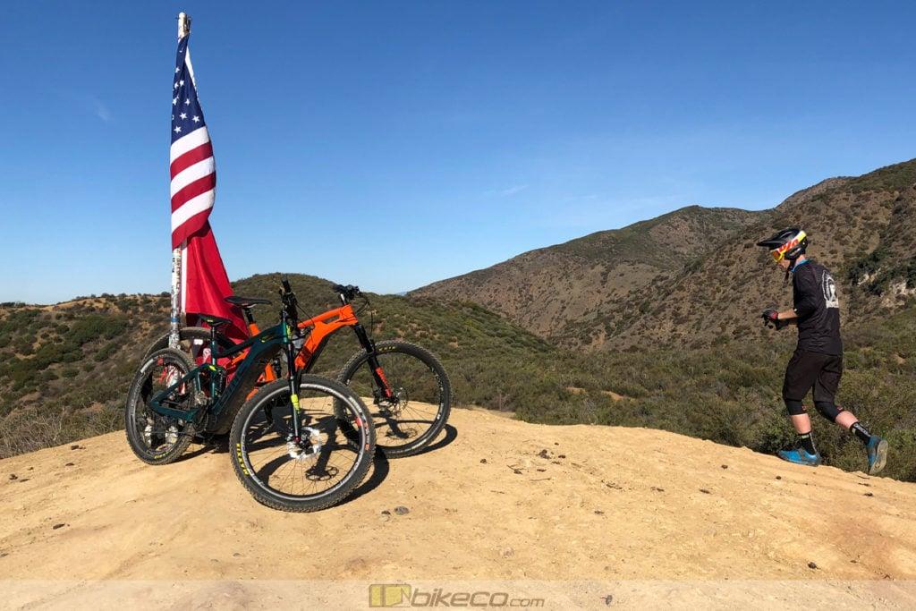 BMC SpeedFox TrailFox AMP E Bikes