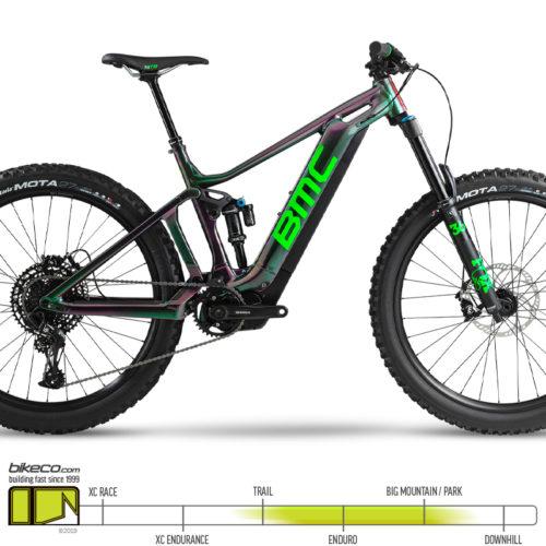 BMC TrailFox AMP SX E-Bike