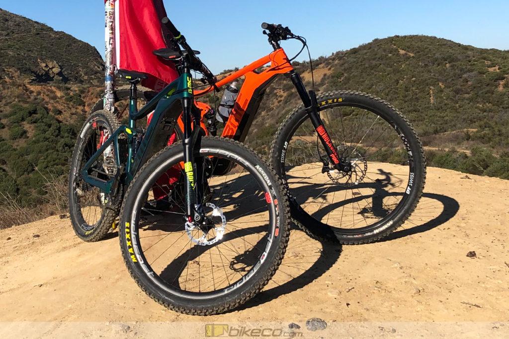 BMC TrailFox SpeedFox AMP First Ride Review