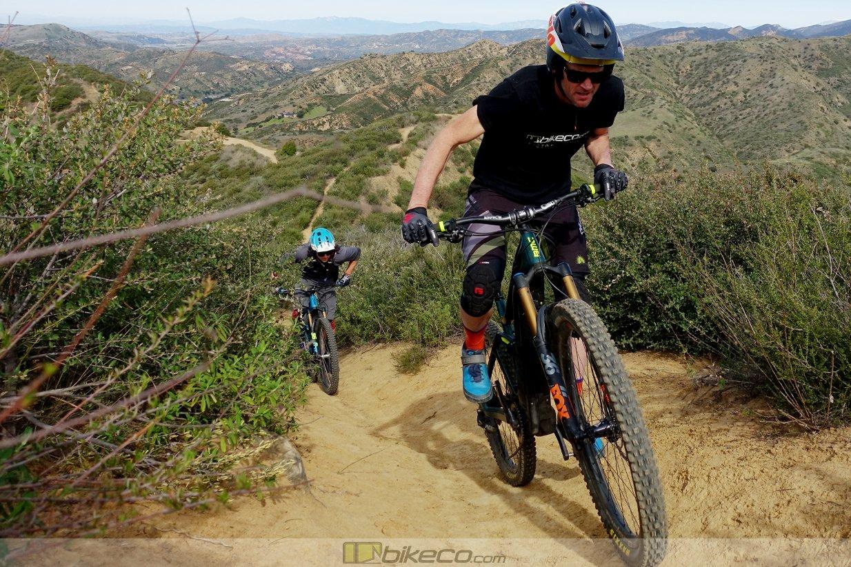 Best e-bike suspension climbing BMC AMP APS Suspension