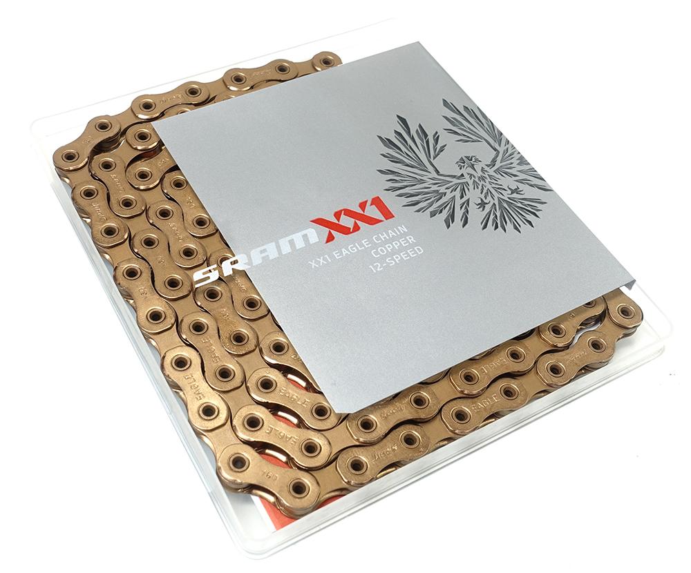 XX1 Copper 12sp chain