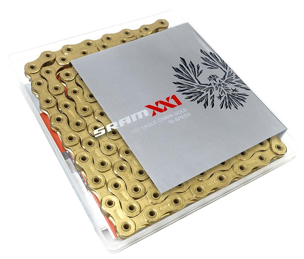 XX1 Gold 12sp Eagle Chain