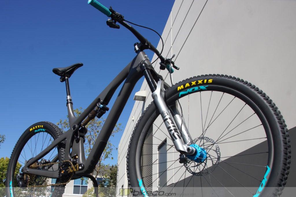 Yeti SB130 Custom Build by BikeCo
