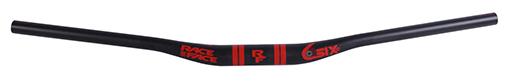 RaceFace SixC Red handlebar